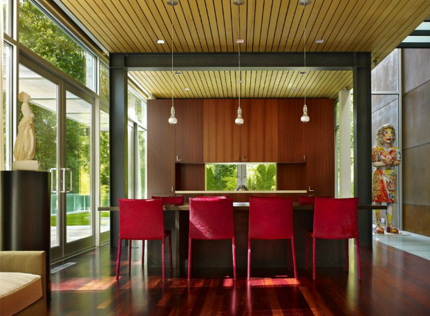 Family House by Vandeventer and Carlander Architects 6