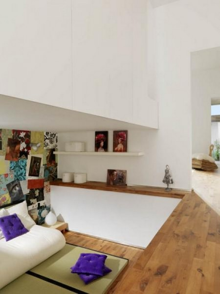 Ecological and femenine Loft by Vuong 9