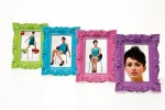 colorful Frame Shocking Barock