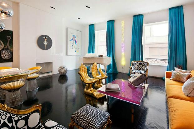 $20 Million's Tiplex House in Manhattan by Jonathan Adler