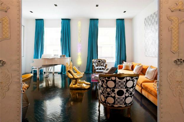 $20 Million's Tiplex House in Manhattan by Jonathan Adler 2