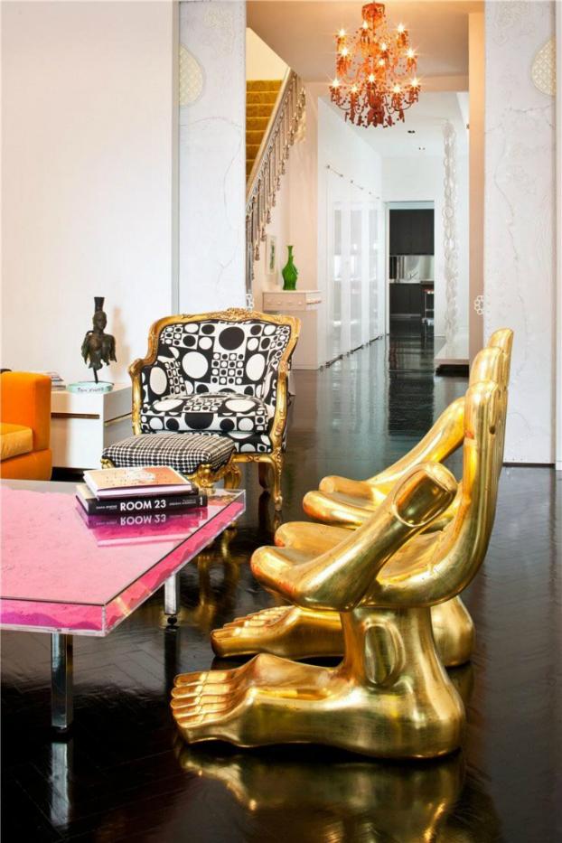 $20 Million's Tiplex House in Manhattan by Jonathan Adler 12