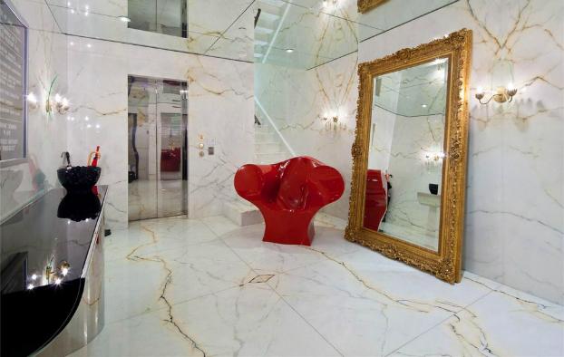$20 Million's Tiplex House in Manhattan by Jonathan Adler 5