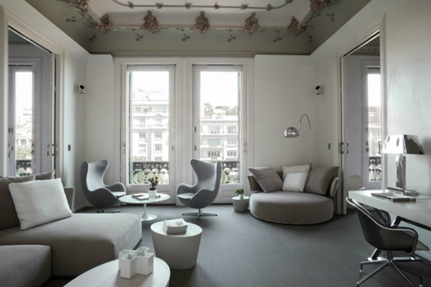old architecture along with contemporary interior design 7
