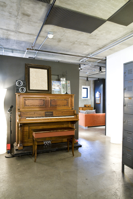 Vintage Modernpiano