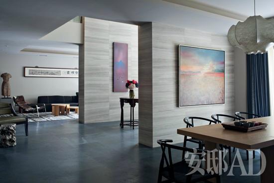 Ren Xiaoyong's House in China