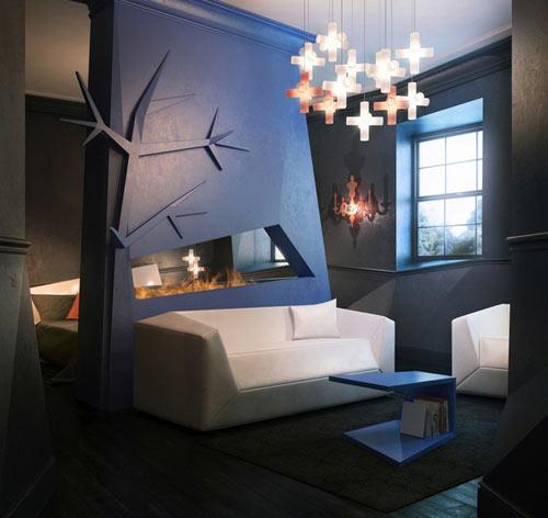 Unique Apartment by Sergey Makhno4
