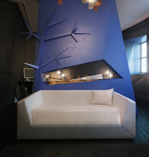 Unique Apartment by Sergey Makhno6