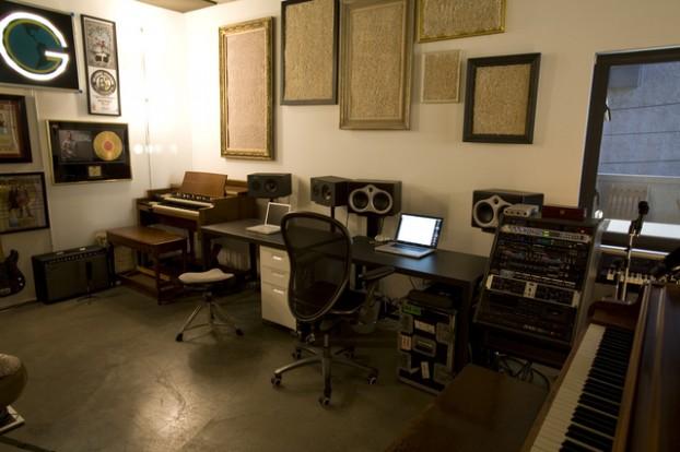 Vintage Modern Loft studio