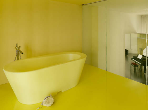 Yellow Loft Geeraert by dmvA6