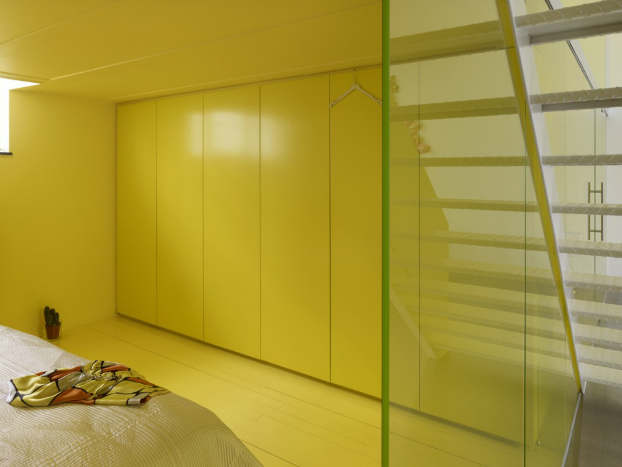 Yellow Loft Geeraert by dmvA5