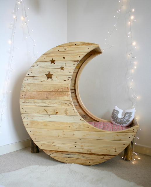 Beds Made by Pallets 5