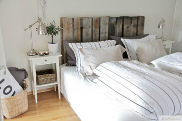 Beds Made by Pallets 3