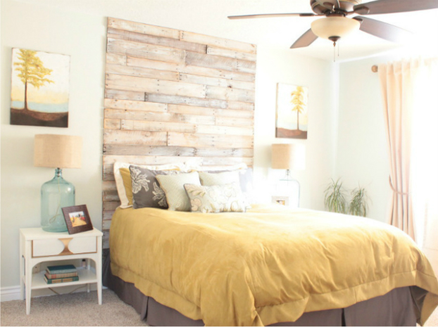 Beds Made by Pallets 4