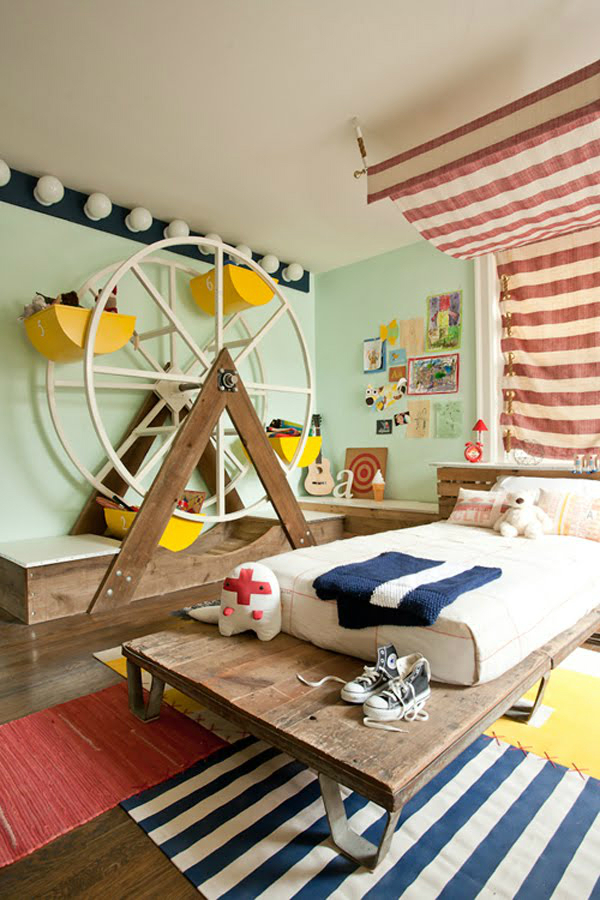 Beds Made by Pallets 2