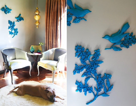 Birds in Home Decoration 5