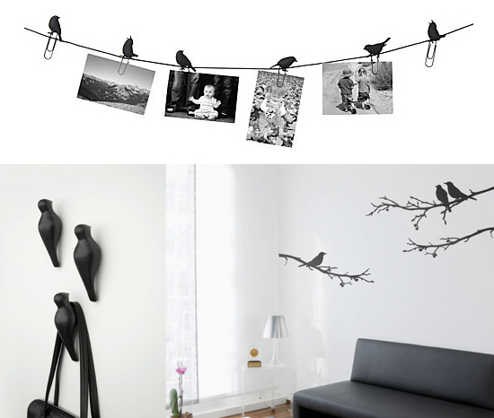 Birds in Home Decoration 6