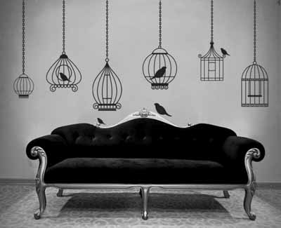 Birds in Home Decoration 8