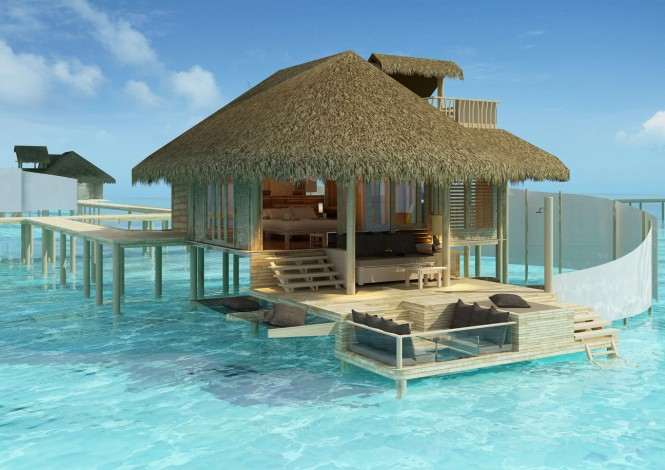 Dream Resort in Maldives