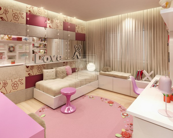 30 dream interior design ideas for teenage girl 39 s rooms