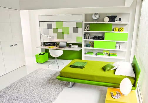 3 smart ideas for small teenage girls room