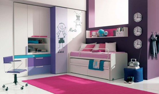 Dream Interior Design Ideas For Small Teenage Girls Room