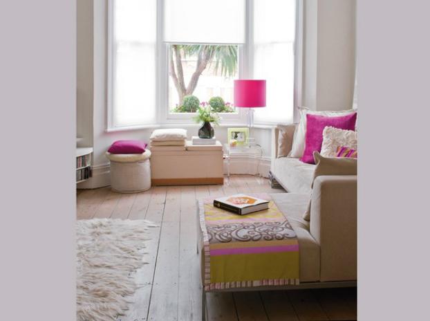 Feminine Fresh House in London interior design ideas 3