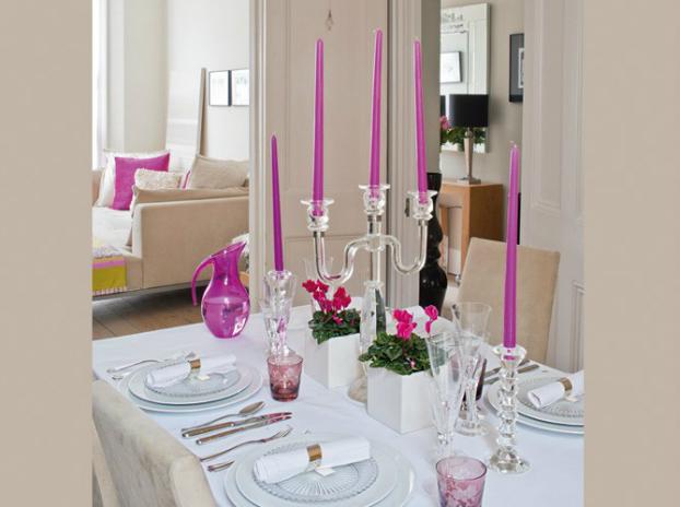 Feminine Fresh House in London interior design ideas 4