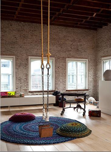 indoor swing chair 12