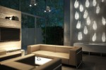 Light Transmitting Veneered Panels by Jagorta