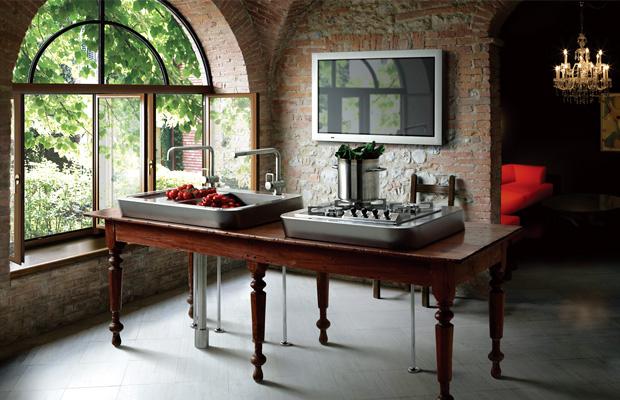 Luxury Kitchens Design by Toyo Kitchen 4