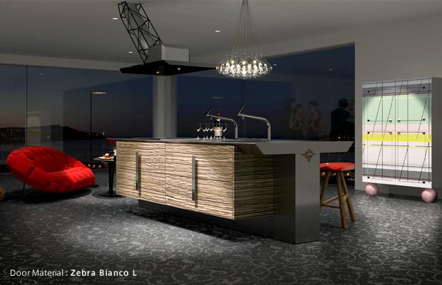 Luxury Kitchens Design by Toyo Kitchen 5
