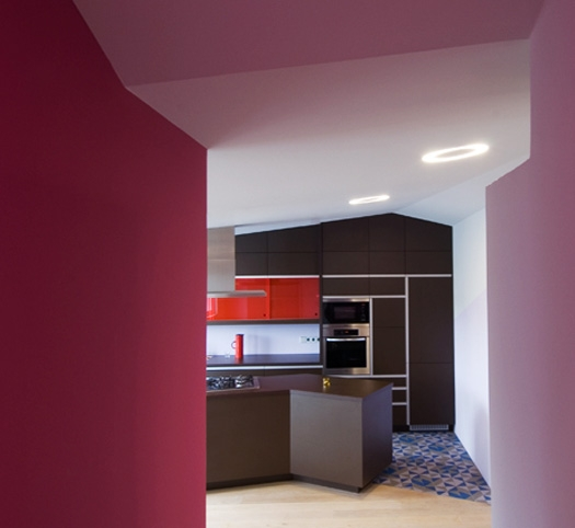 Modern Colorful Aparment 12