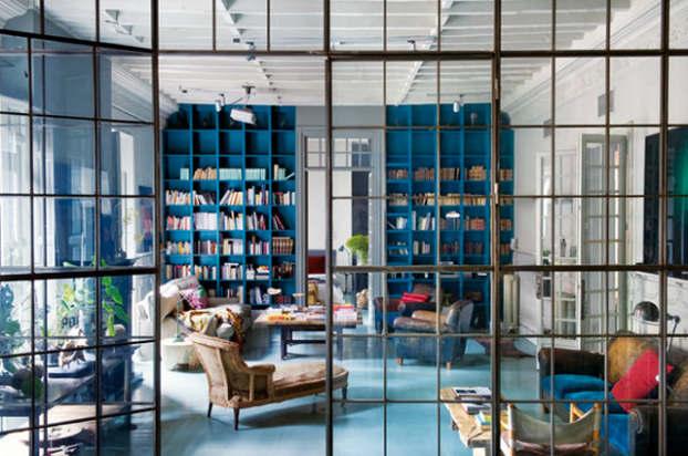 Jaime Lacasa's House in Madrid