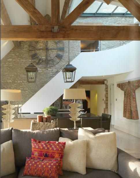 Tudor manor house interior design 2