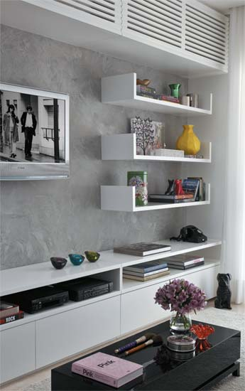 Modern Interior Design of Small Apartment by Carla Basich 5