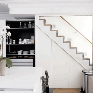 ideas for the Space Under the Stairs 9