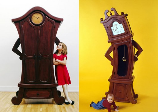 Interesting Kids Furnitures by Straight Line Designs