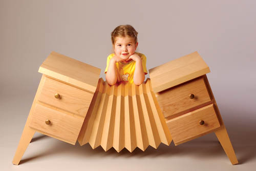 Interesting Kids Furnitures by Straight Line Designs 2