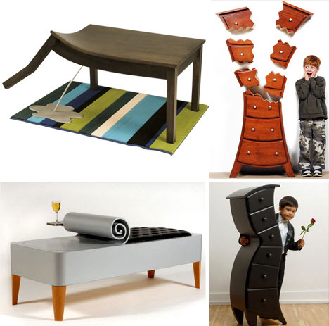 Interesting Kids Furnitures by Straight Line Designs 3