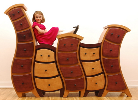 Interesting Kids Furnitures by Straight Line Designs 4