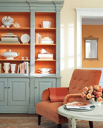 tangerine gray living room 15 ideas