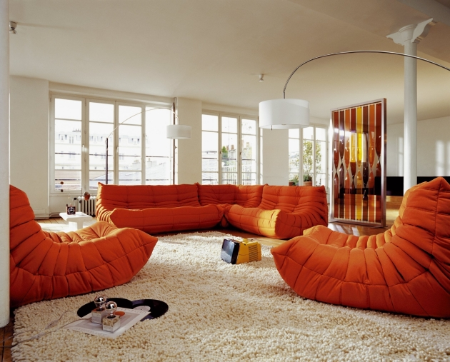tangerine living room 15 ideas