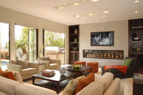 tangerine living room 16 ideas
