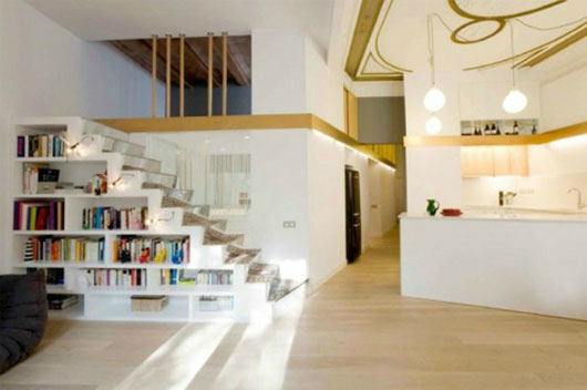 ideas for the Space Under the Stairs 12