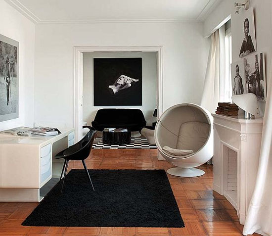 Unique Interior Design in Barcelona by Bruno Reymond 11