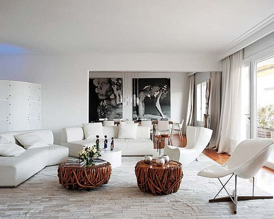 Unique Interior Design in Barcelona by Bruno Reymond 5