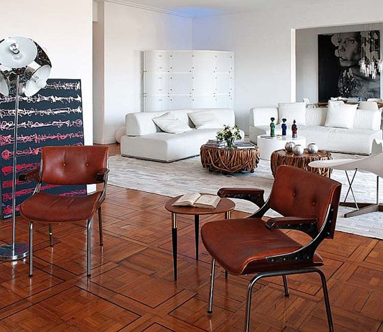 Unique Interior Design in Barcelona by Bruno Reymond 7