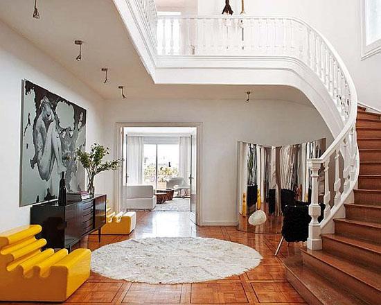 Unique Interior Design In Barcelona By Bruno Reymond Decoholic
