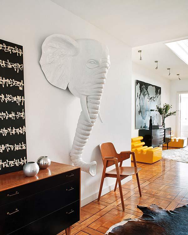 Unique Interior Design in Barcelona by Bruno Reymond 9